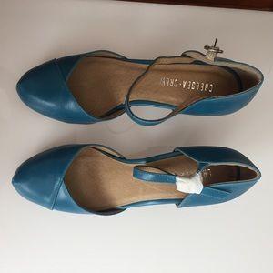 ModCloth Teal Blue Retro Heels